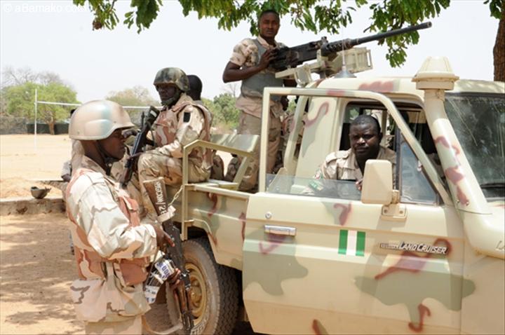 .Nigeria : Au moins 10 soldats tués dans une attaque de Boko Haram