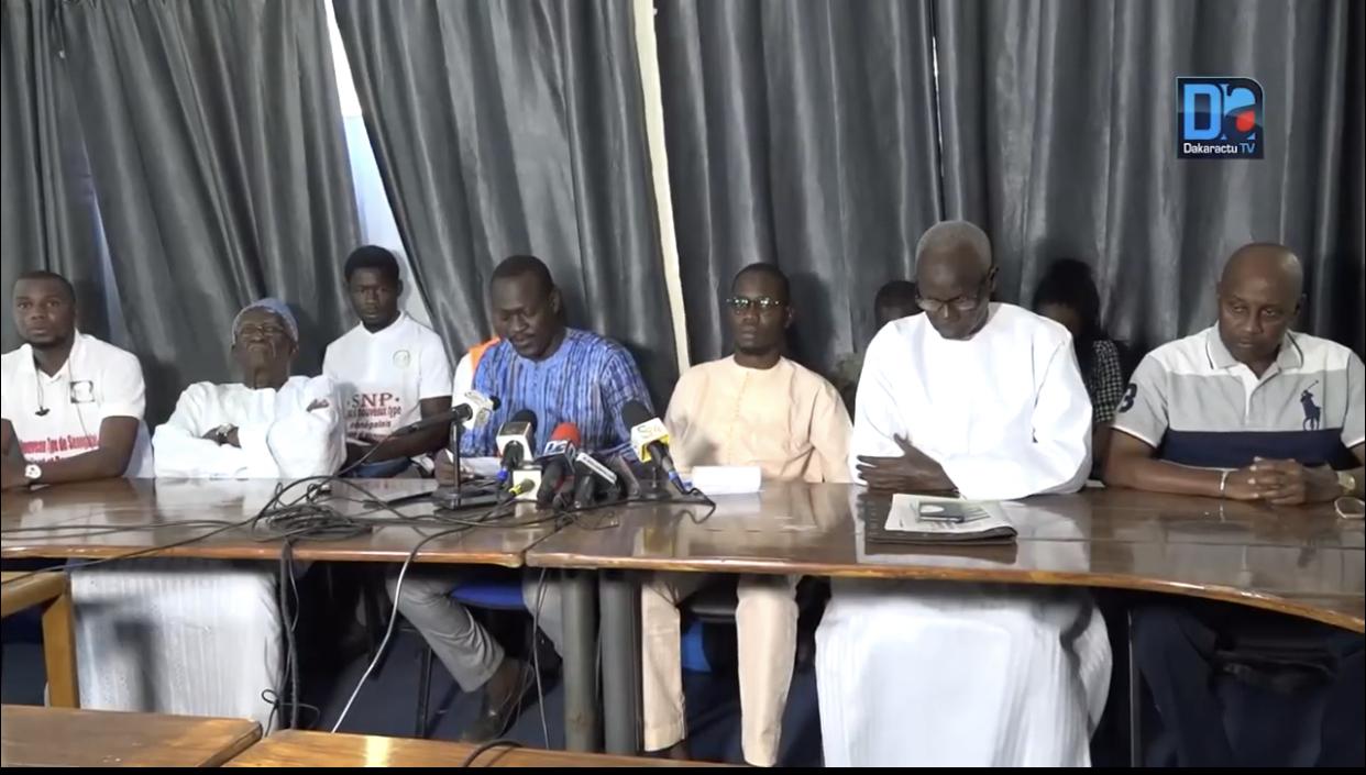 Affaire 94 Milliards : Le collectif Sunu 94 milliards « Nay leer » demande un procès juste et équitable. - DakarActu