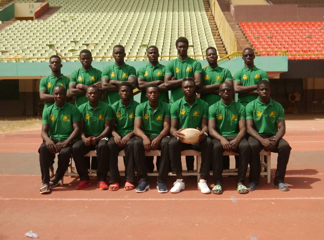 Rugby / Tournoi « Africa Men's Sevens » : Les Lions ont débarqué à Johannesburg.