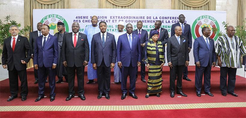 Guinée Bissau / Nomination illégale du Pm : La Cedeao se prononce aujourd'hui