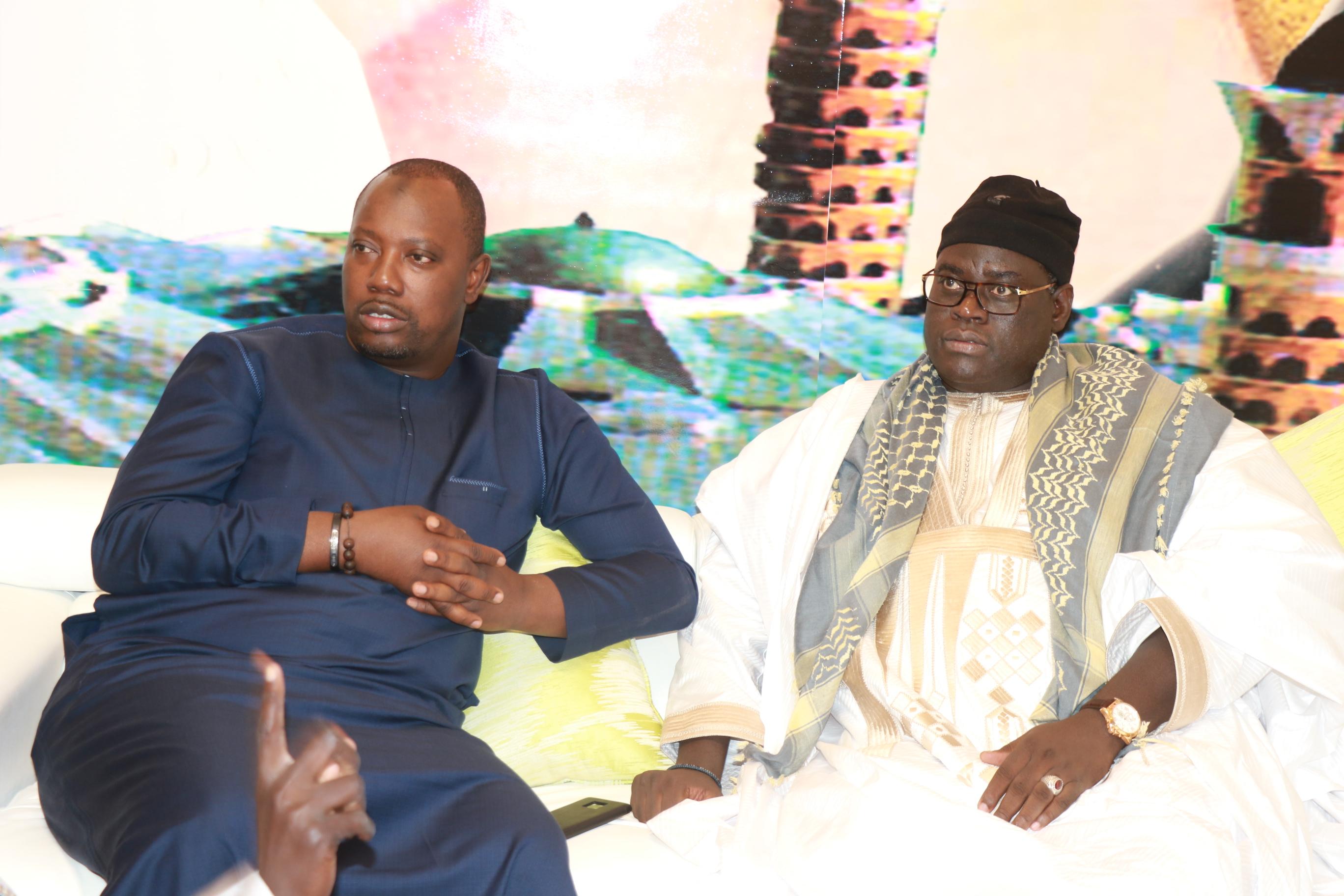 Maouloud 2019 : Revivez en images la tournée de Serigne Bassirou Mbacké Khadim Awa Ba chez Maodo