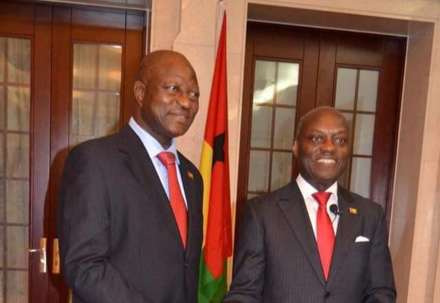 Guinée-Bissau: le Premier ministre Faustino Imbali, nommé par Vaz, démissionne.