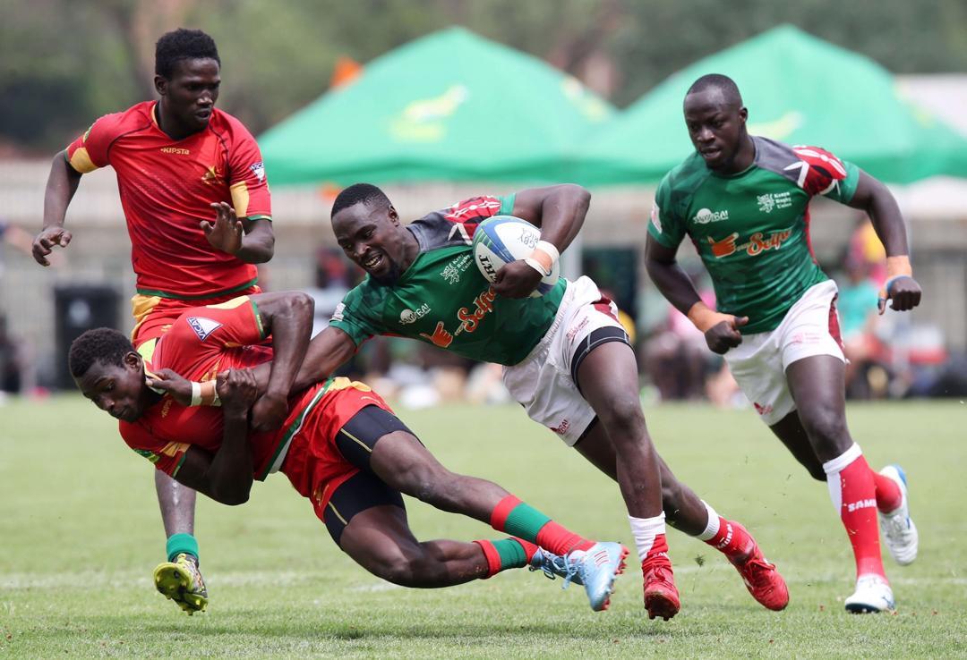 """Rugby à 7 / Tournoi """"Africa men's seven"""" : Le Sénégal éliminé dès le second tour, se classe 7ème au général."""