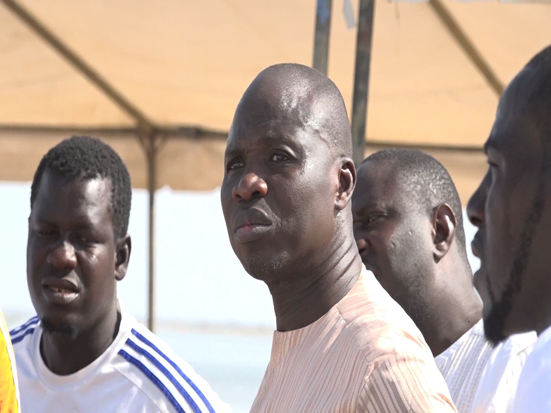 "Médina Baye: Mohamed Ndiaye Rahma assure les  "" Berndés"" ( Images)"