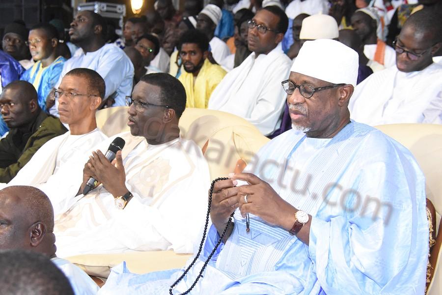 Gamou 2019 : Les images de la célébration du Mawlid à la Grande Mosquée Massalikoul Djinane