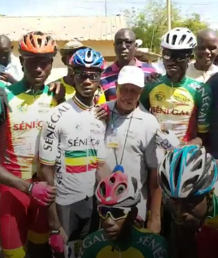 Boycott des cyclistes : Mame Boye Diao décante la situation.