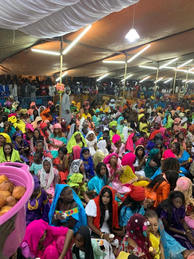 Gamou 2019 : Les images de la célébration du Mawlid chez Serigne Saliou Thioune guide des «Thiantacones» à Madinatoul Salam.