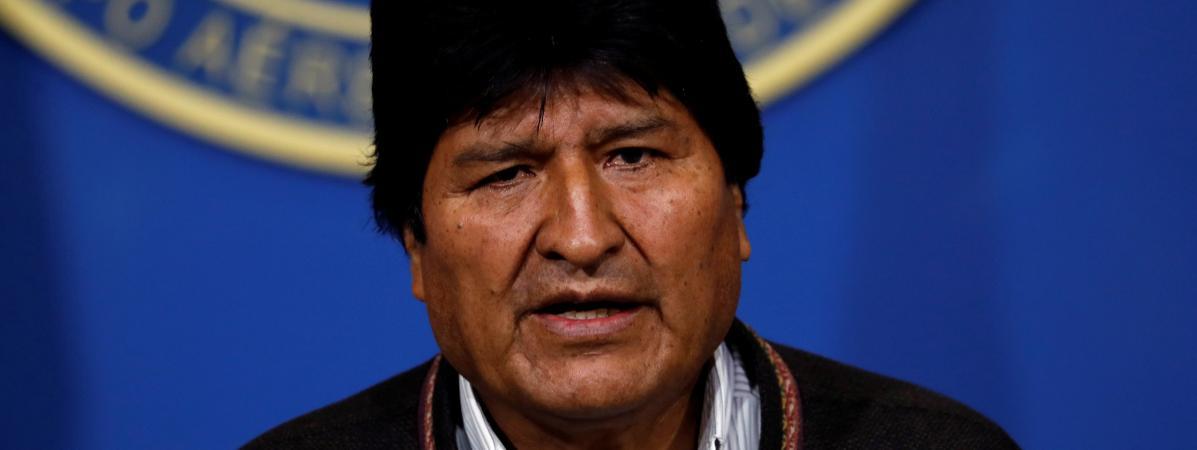 Crise politique en Bolivie : le président Evo Morales démissionne, le Mexique lui propose l'asile