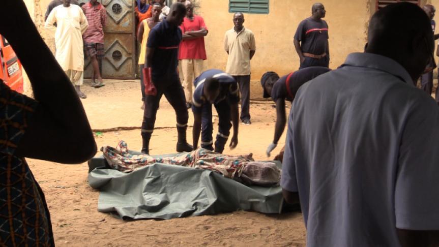 Gamou 2019/ Médina Baye : Un élève coranique saute du 2 ème et meurt sur le coup