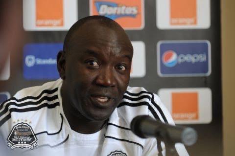 Football-Guinée / Lamine Ndiaye débarque au Horoya AC.
