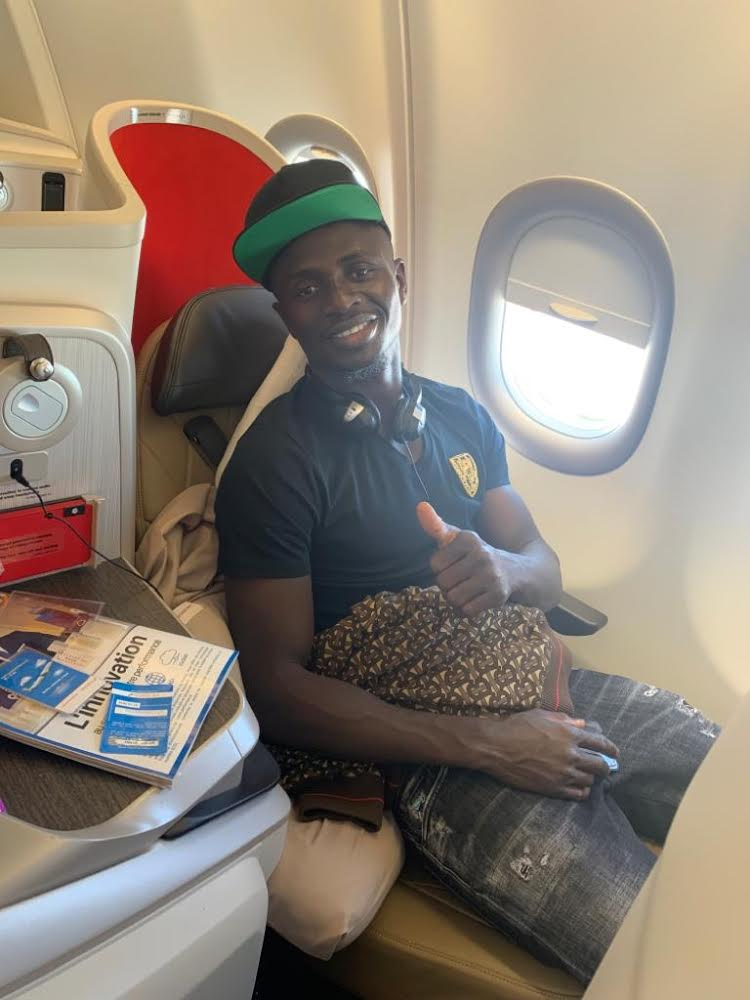 Air Sénégal : Alioune Sarr remercie Sadio Mané pour la confiance accordée