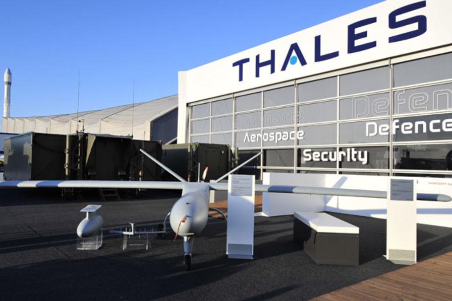 Pour 65 Milliards FCFA : Le groupe français Thales protège l'espace aérien sénégalais.