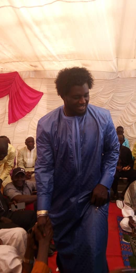 Baptême : Balla Gaye II et Boury Bathily ont célébré leur troisième enfant ce samedi, à Guédiawaye