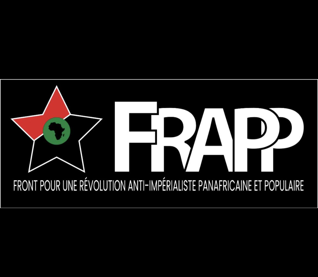 """Visite d'Edouard Philippe à Dakar : Le FRAPP parle d'une visite aux allures de """"maintien de la camisole de force du franc CFA liant les ex-colonies à la métropole""""."""