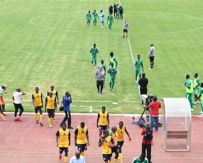 """Éliminatoires CAN 2021 / Eswatini - Sénégal : À l'issue d'un match étriqué les """"Lions"""" l'emportent (4-1) grâce à un triplé de Famara Diedhiou"""