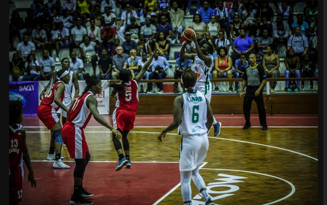Basket féminin / TQO Maputo : les « Lionnes » ratent les JO de Tokyo suite à leur défaite 56-49 contre le Mozambique