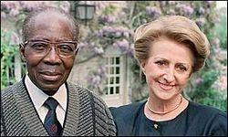 Nécrologie : Décès de Colette Senghor, épouse de l'ancien président du Sénégal.