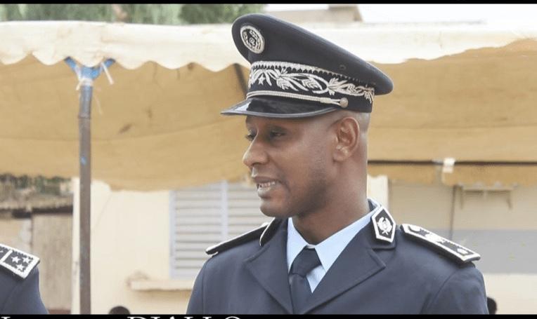 Commissariat de Louga : Lamarana Diallo aux commandes...