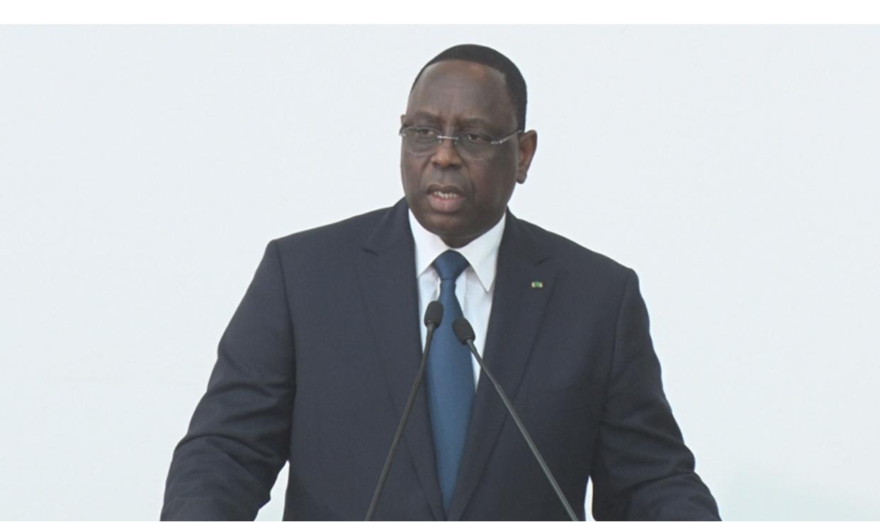 Décès de Colette Senghor : l'hommage de Macky Sall à l'ancienne Première Dame du Sénégal