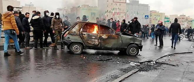 Manifestation en Iran : Amnesty fait état d'au moins 106 morts