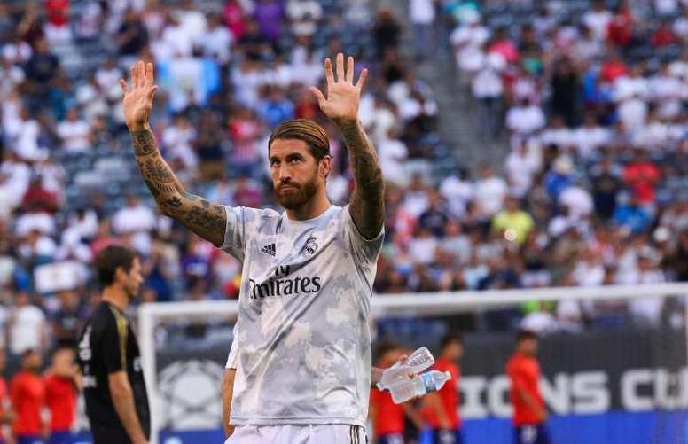Sergio Ramos sur le ballon d'or 2019 : «  Si Van Dijk le gagne, ça sera mérité… »