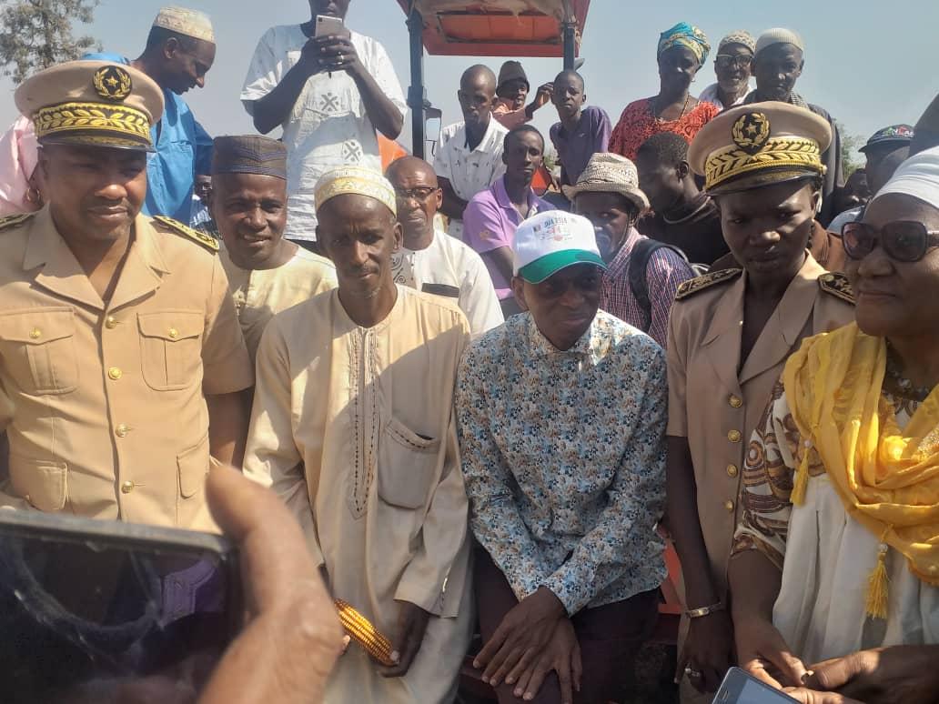 TOURNÉE DU MAER À KOLDA / Moussa Baldé : «  Nous allons faire du bassin de l'Anambé une valeur sûre de l'autosuffisance en riz… »