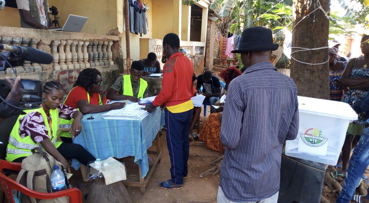 Présidentielle : Début du vote en Guinée Bissau