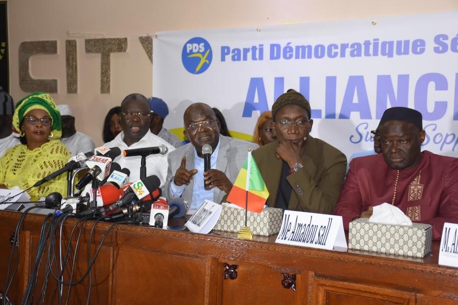 Note circulaire de Wade contre Oumar Sarr : L'Alliance Suqali Soppi recadre les «auteurs» et avertit...