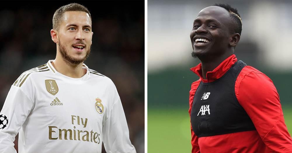 Ballon d'Or 2019 / Eden Hazard vote Sadio Mané : « Ce serait bien qu'il l'ait »
