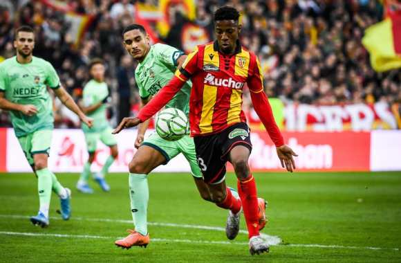 15e journée Ligue 2 Dominos : Sochaux d'Omar Daf sombre face à Lens (4-0)