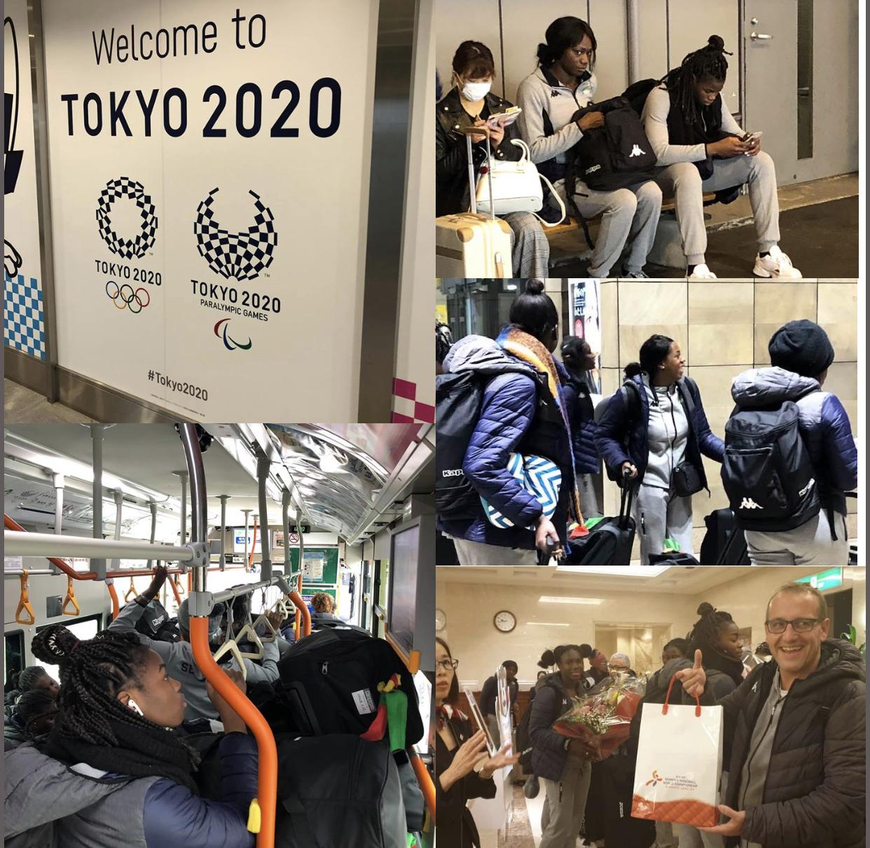 Mondial Handball féminin : Les « Lionnnes » déjà à Kumamoto, au Japon…