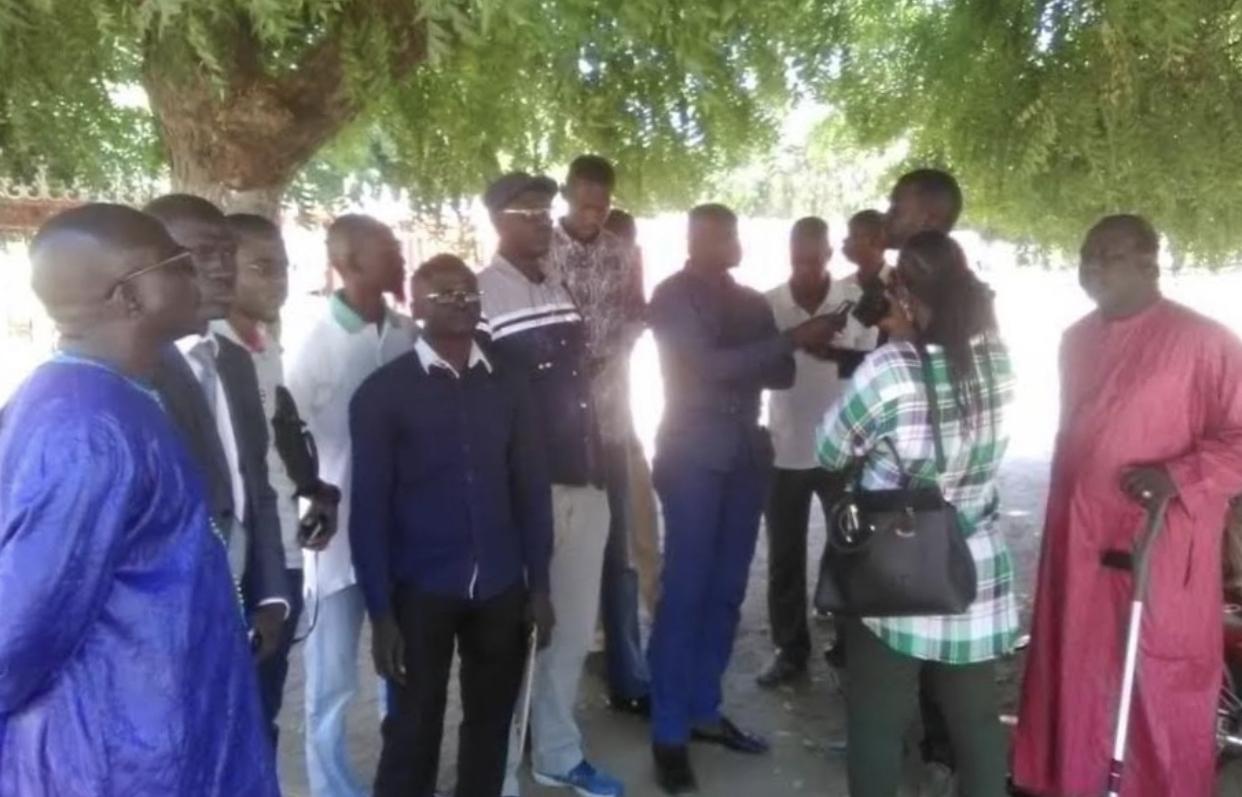 Dakar Bamako Ferroviaire : Le collectif des travailleurs exige de meilleures conditions.