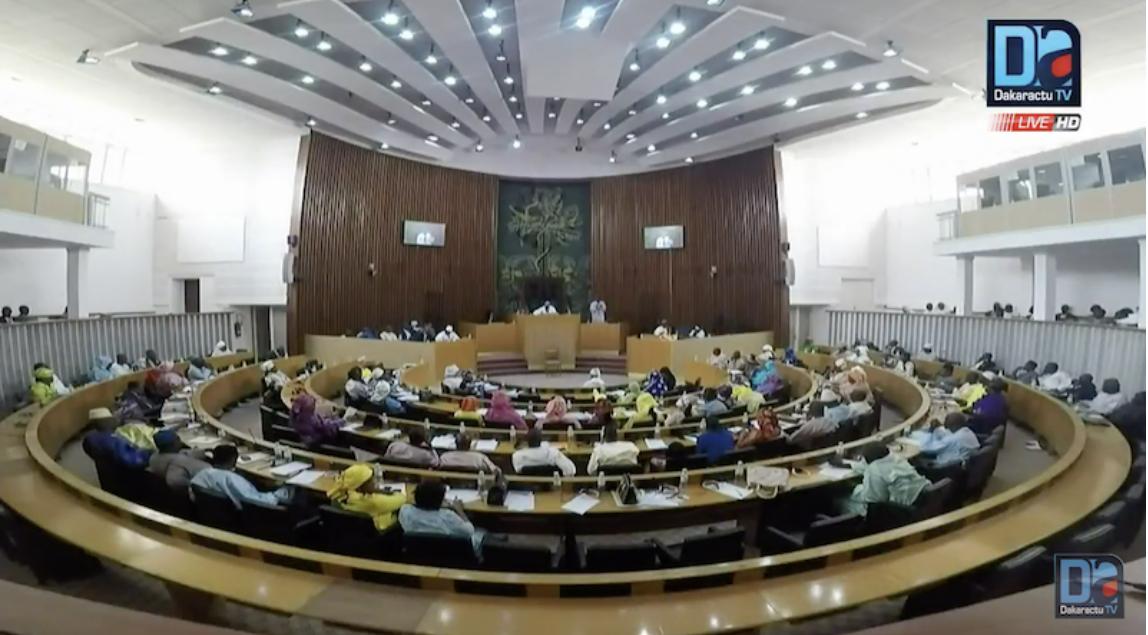 Assemblée nationale / Projet de loi de finances initiale 2020 :  Le montant de la dette publique arrêté à 82 917 910 771 FCFA
