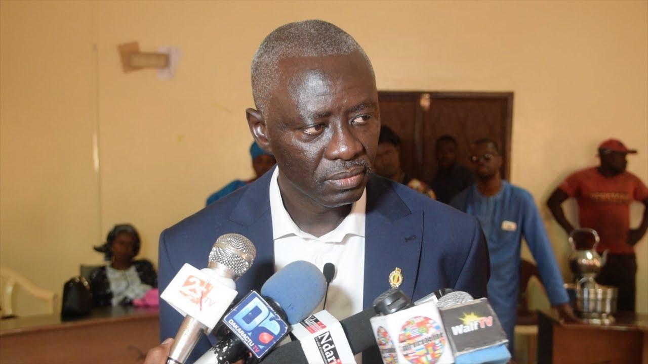 Assemblée  nationale : Le député  Amadou Mame Diop plaide pour une réduction des tarifs de l'autoroute à péage.