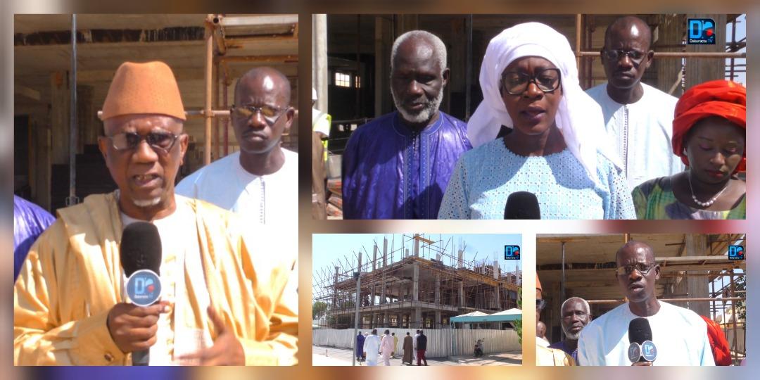 HÔPITAL MATLABOUL FAWZEINI / Le conseil d'administration satisfait de l'évolution des travaux liés à l'érection du nouveau bâtiment.