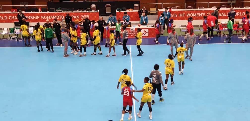 Handball féminin / Préparatif mondial Japon 2019 : Les « Lionnes » dominent  Cuba 26-21