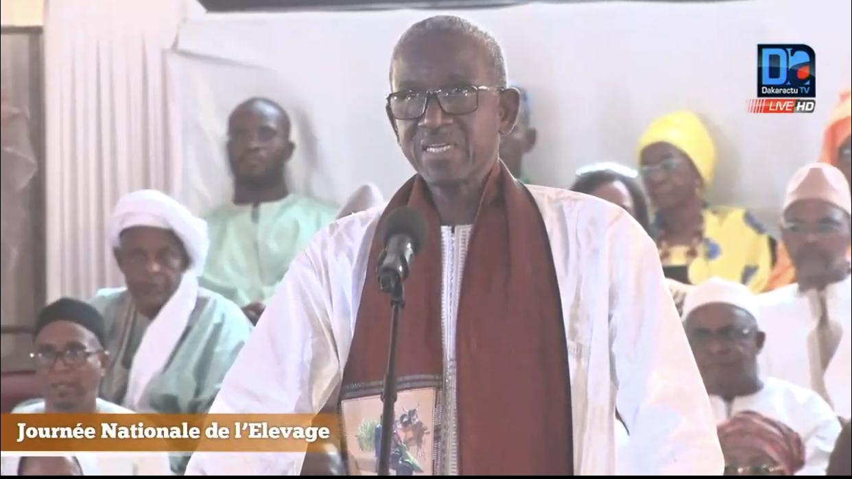 """El Hadj Bâ (maire de Kaël): """" Nous sollicitons un centre zootechnique """""""