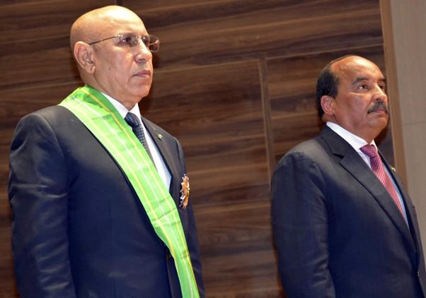 Vive tension en Mauritanie : Ould Abdel Aziz et son successeur à couteaux tirés.