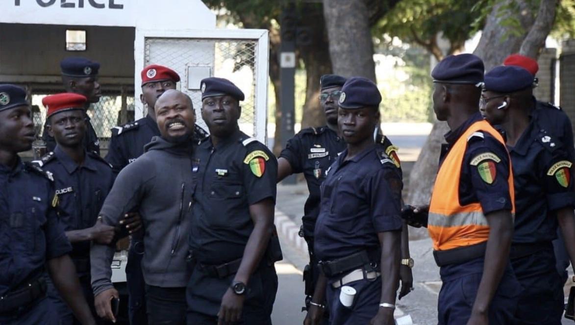 Taxawu Senegaal condamne avec l'arrestation de Guy Marius Sagna, Babacar Diop et Cie.
