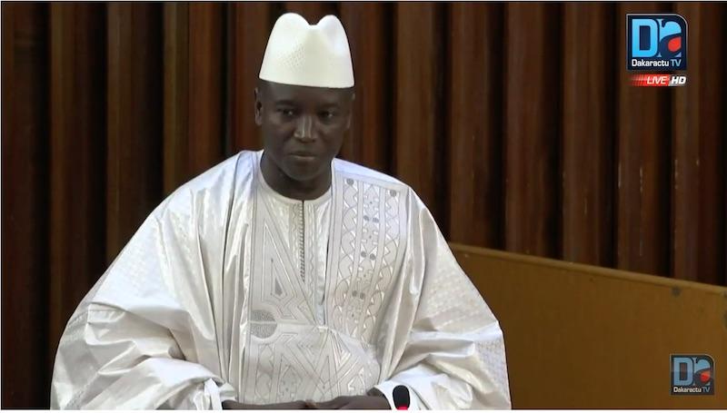 Assemblée nationale : Le projet de budget du ministère de l'Intérieur en chiffres et en lettres.