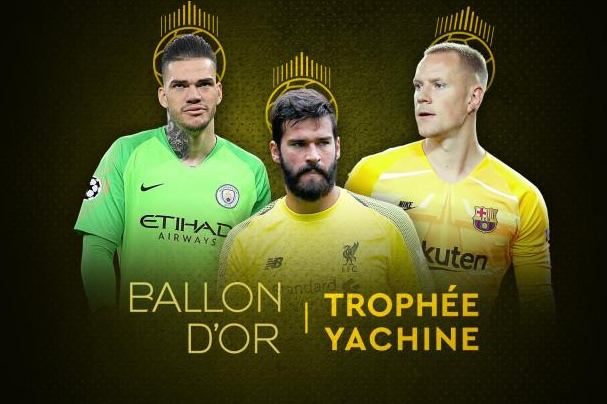 Trophée Yachine : Les organisateurs du Ballon d'Or France Football honorent les gardiens de but