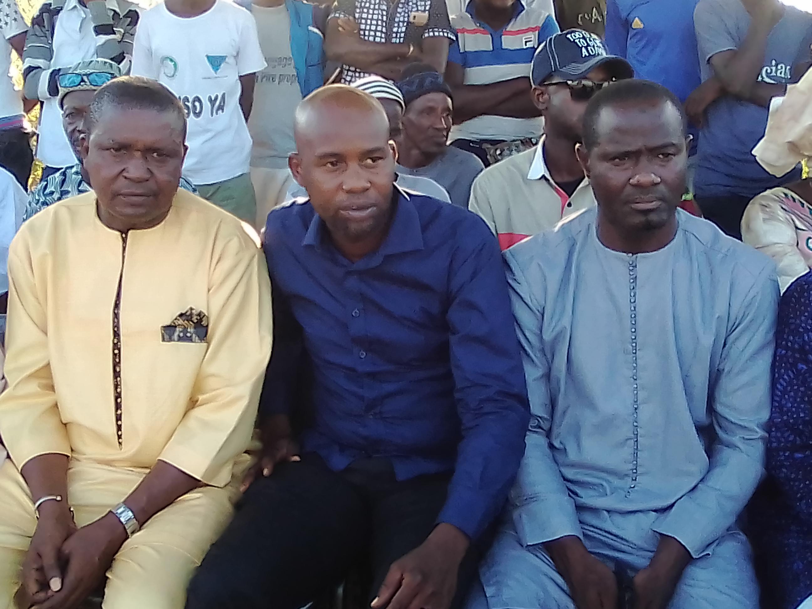 Assane Baldé, maire de la commune de Thiéty (Kolda) à la finale zonale : « Nous souffrons de l'enclavement du développement… »