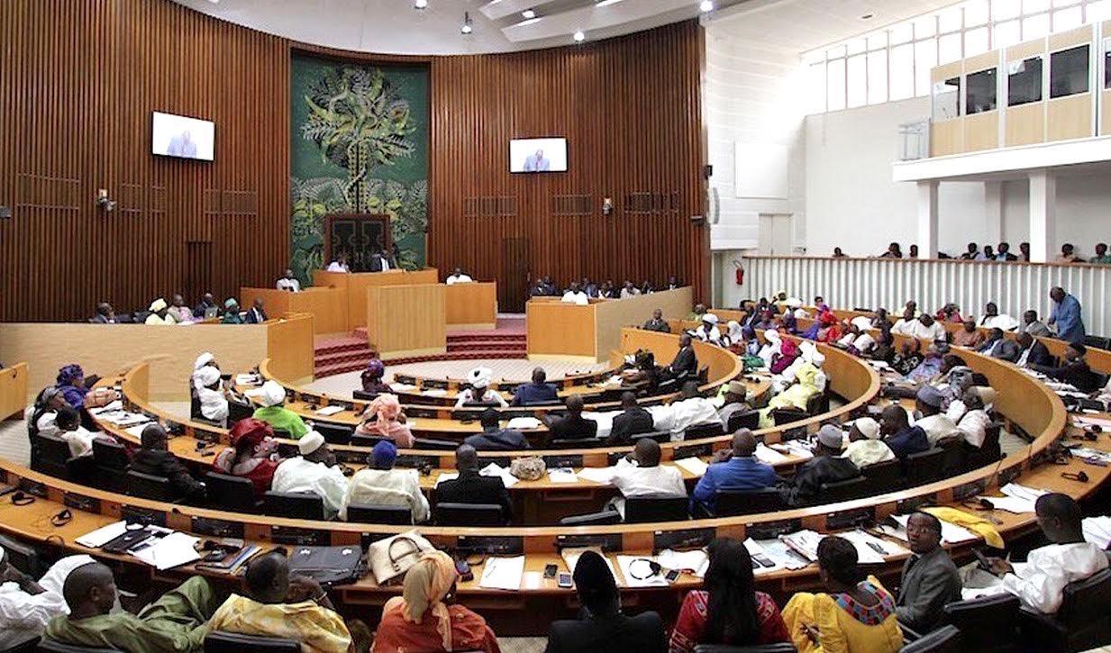 Assemblée nationale : Les députés louent les efforts consentis dans le secteur de l'assainissement.