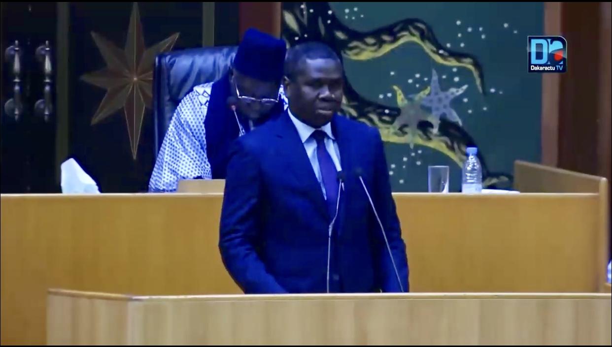 Assemblée nationale : Le budget du ministère des infrastructures, des transports terrestres et du désenclavement arrêté à 296 milliards.