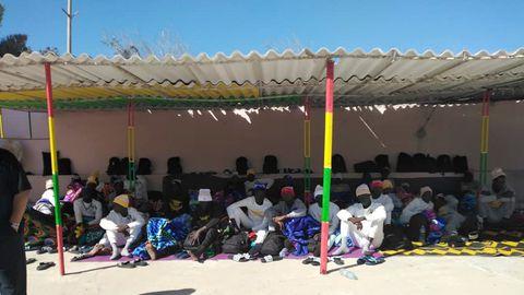 Naufrage d'une pirogue transportant des migrants au large de la Mauritanie : Six Sénégalais parmi les rescapés.