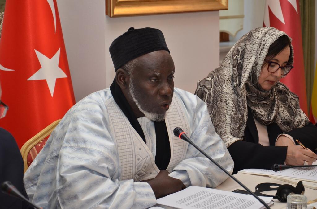 36 ème conseil IRCICA : Le Pr Serigne Amadou Cissé Ndiéguène félicité pour la conduite des travaux