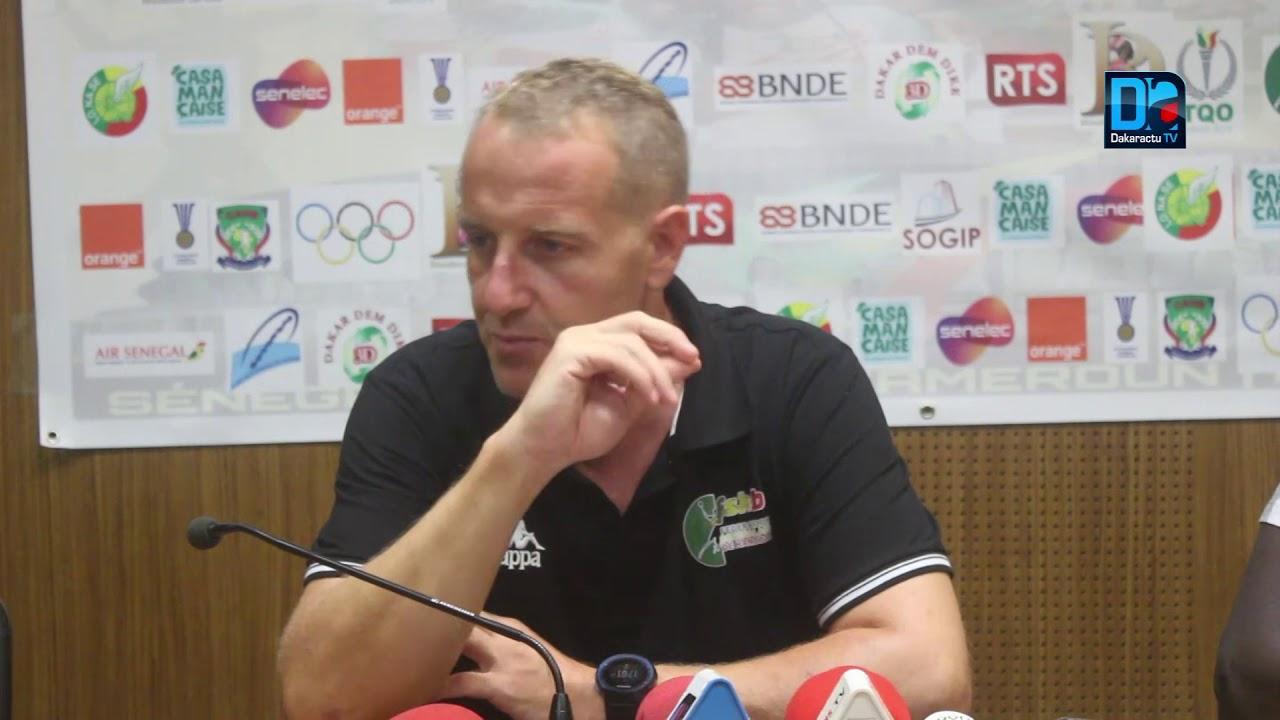 """Fréderic Bougeant sur la victoire historique des """"Lionnes"""" : « C'est un match très important pour tout le Sénégal… »"""
