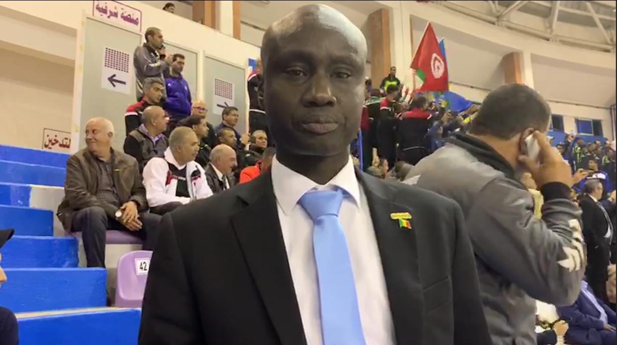 Badara Ndiaye (Vice-président fédération sports travaillistes) : « Notre présence à Monastir pour ce premier championnat d'Afrique est historique… »