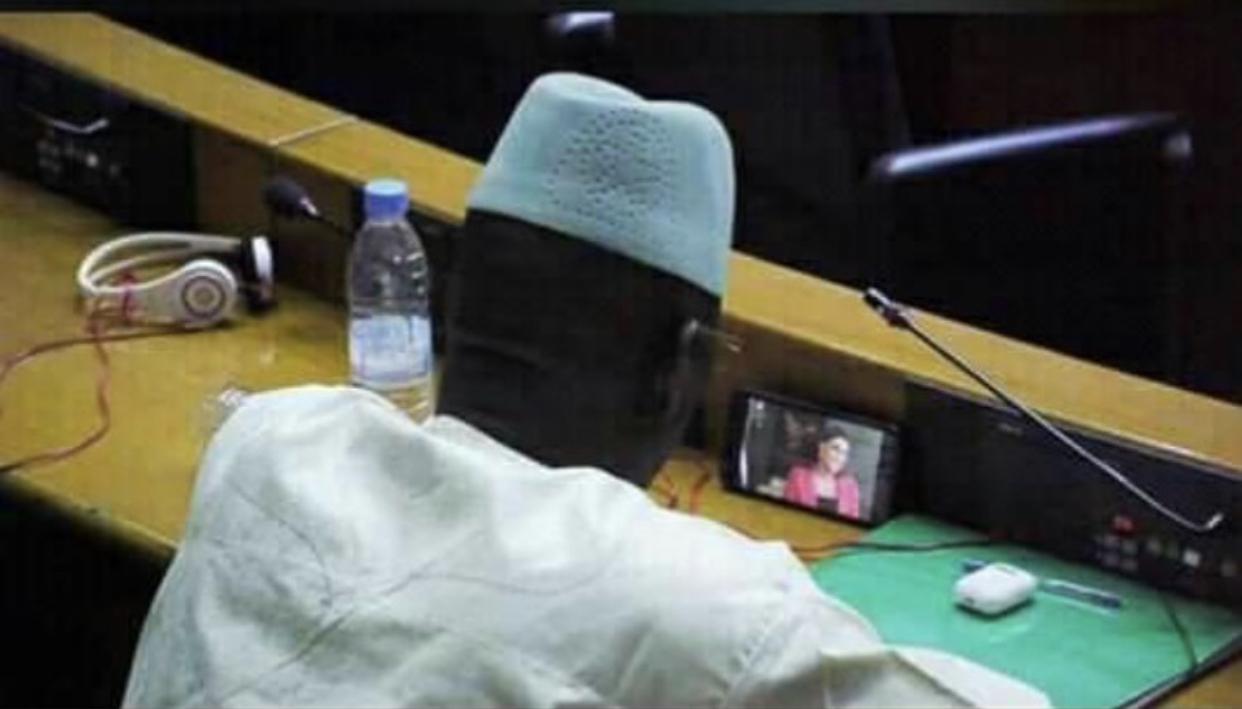 Assemblée nationale : Cheikh Abdou Bara Dolly surnommé «Pod&Marichou»