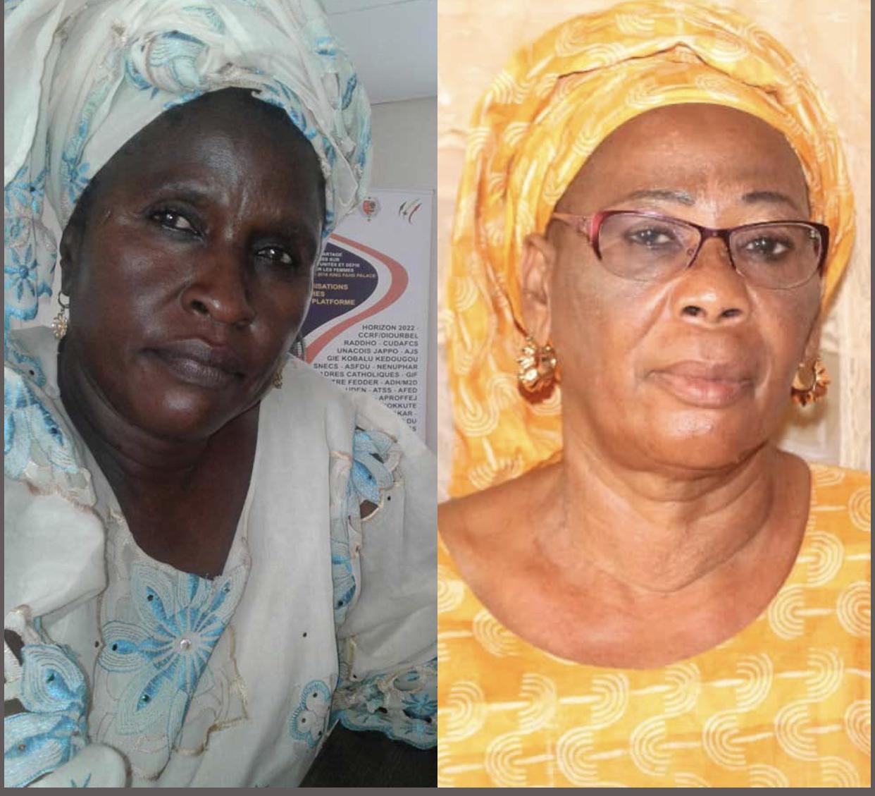 HÉMICYCLE/ Plusieurs députées, dont Fatou Sène n°1 et Bousso Ngom, chutent d'un ascenseur dans une clinique de la place.